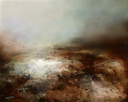 Chord of Souls by Neil Nelson - Original Painting on Box Canvas sized 30x24 inches. Available from Whitewall Galleries